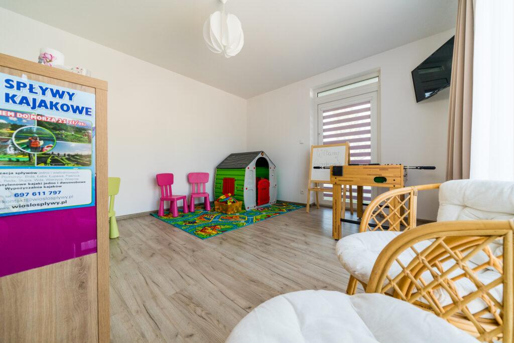 sala zabaw dla dzieci debki