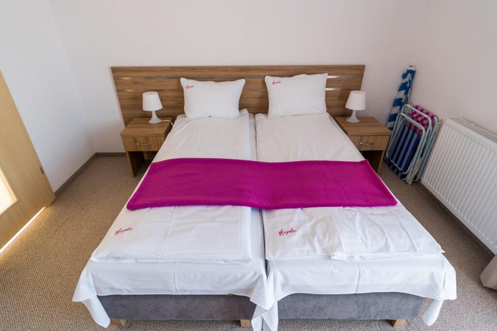 komfortowy pokoj dwuosobowy