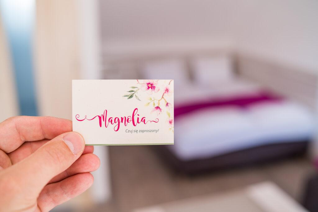 magnolia zapraszamy